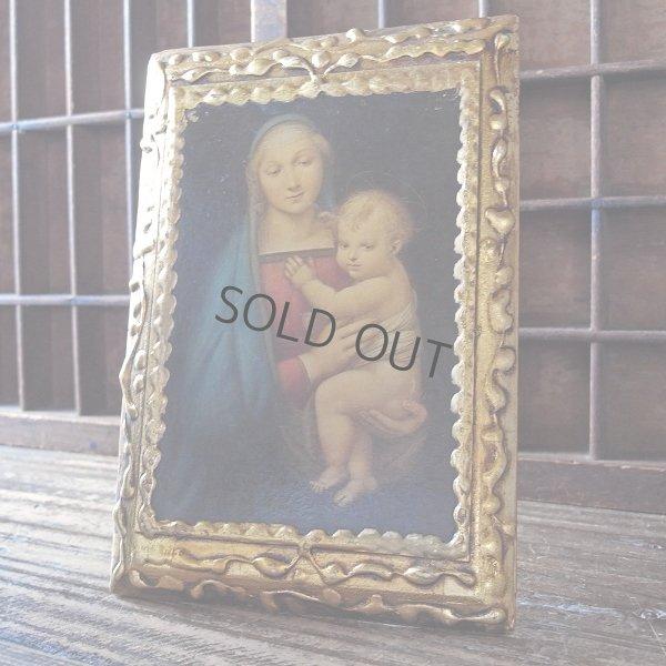 画像1: 大公の聖母の板絵