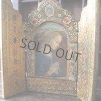 聖母マリアの扉付き祭壇(フィリッポ・リッピ)