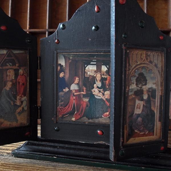 画像1: ハンス・メムリンクの扉付き祭壇