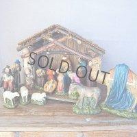イエスキリストの降誕ミニチュアセット