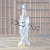ルルドの聖母のガラスの聖水瓶