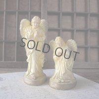 祈りの天使像2点セット