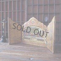 最後の晩餐の扉付き祭壇