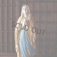 祈りの聖母マリア像
