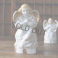 白磁の天使像