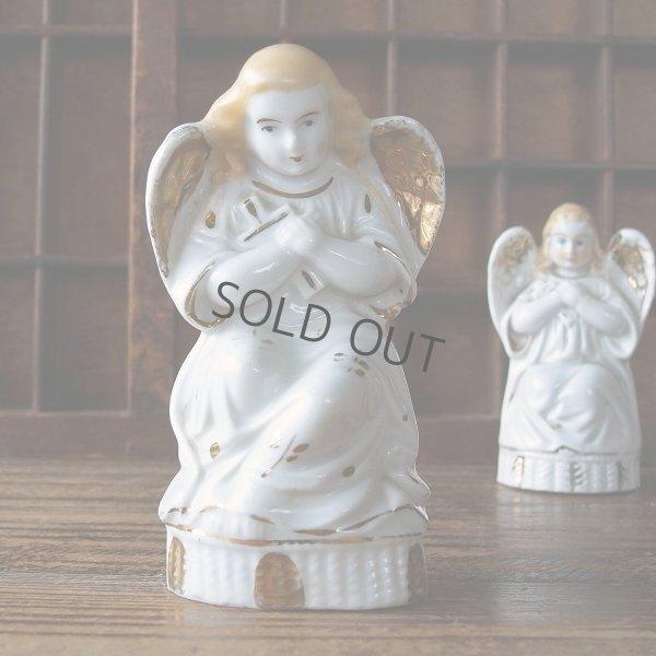 画像1: 白磁の天使像