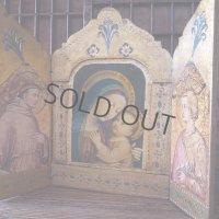 よきすすめの聖母の扉付き祭壇