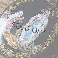 ルルドの聖母のガラスフレーム