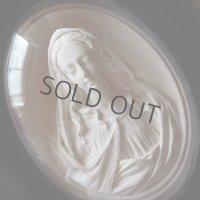聖母マリアのガラスドームフレーム