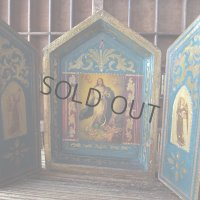 ムリーリョの聖母の扉付き祭壇