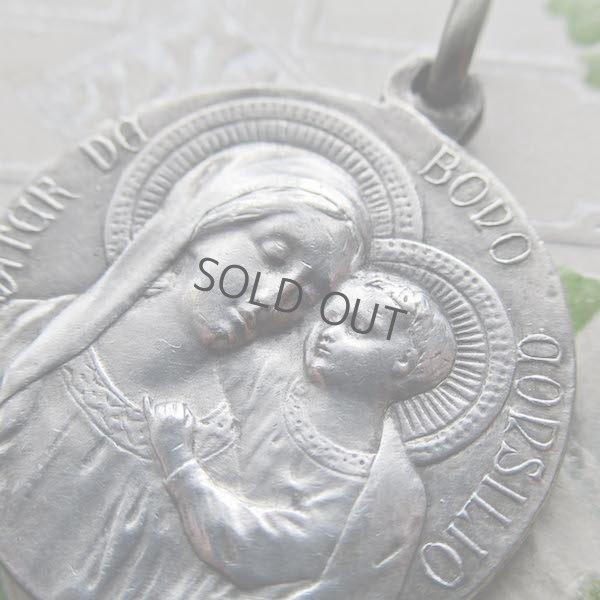 画像1: よきすすめの聖母のメダイ