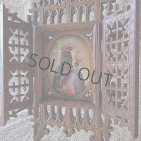 ヤスナ・グラの黒い聖母の扉付き祭壇