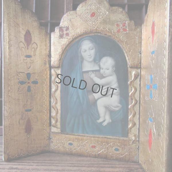 画像1: 大公の聖母の扉付き祭壇(ラファエロ)