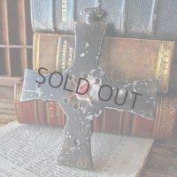 聖遺物が封蝋された19世紀の十字架