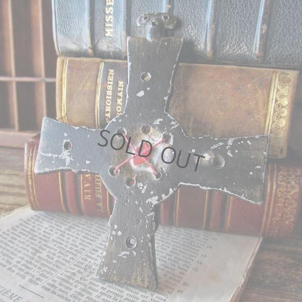 画像1: 聖遺物が封蝋された19世紀の十字架