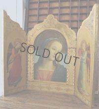 ペルジーノの聖母の扉付き祭壇(特大サイズ)