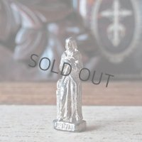 ジャンヌダルクの小さな聖像