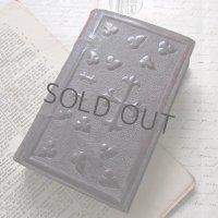 1900年の革製祈祷本