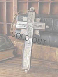 マザーオブパールの14留の十字架