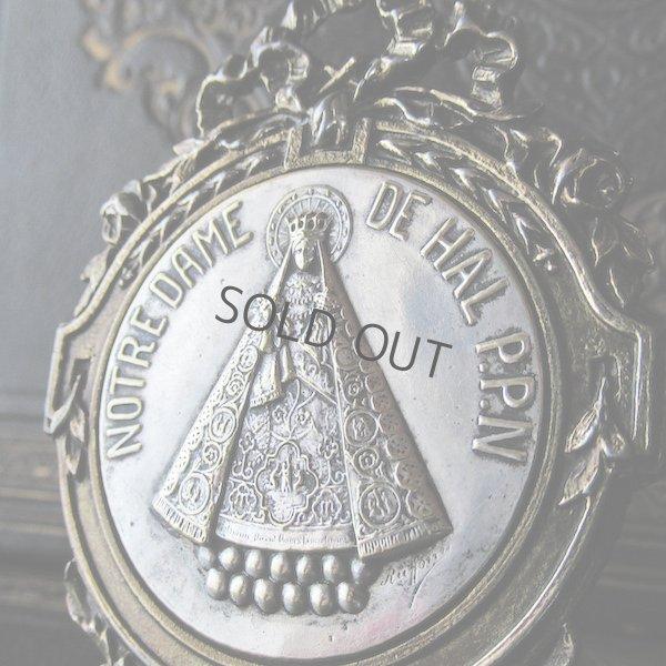 画像1: HALの聖母のリボン飾りの盾