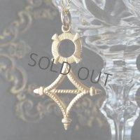 金鍍金のトゥアレグ十字