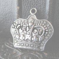エドワード7世戴冠記念シルバーメダル(1902年)