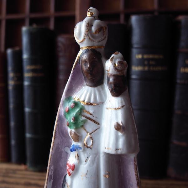 画像1: アインジーデルンの黒い聖母子像