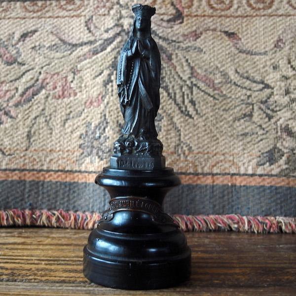 画像1: ルルドの聖母マリア像(1883年)