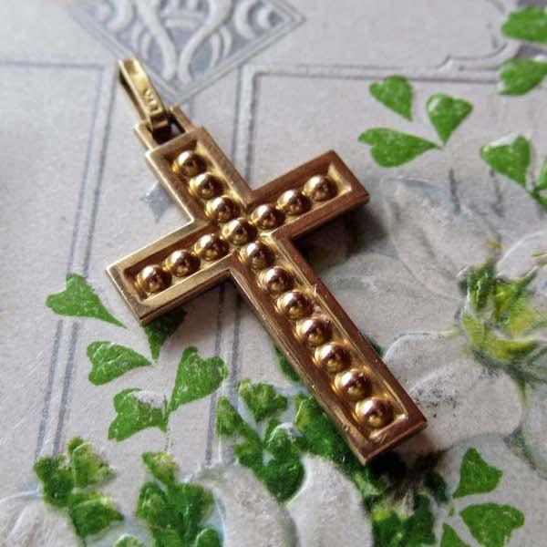 画像1: GOLD FIXのクロス