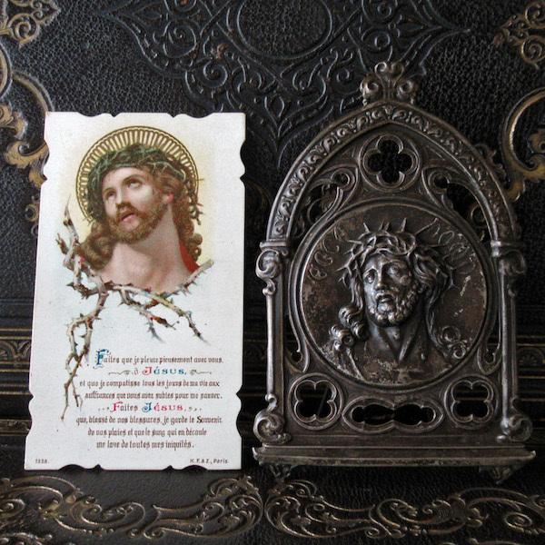 画像1: イエスキリストの小さな祭壇(エッケ・ホモ)