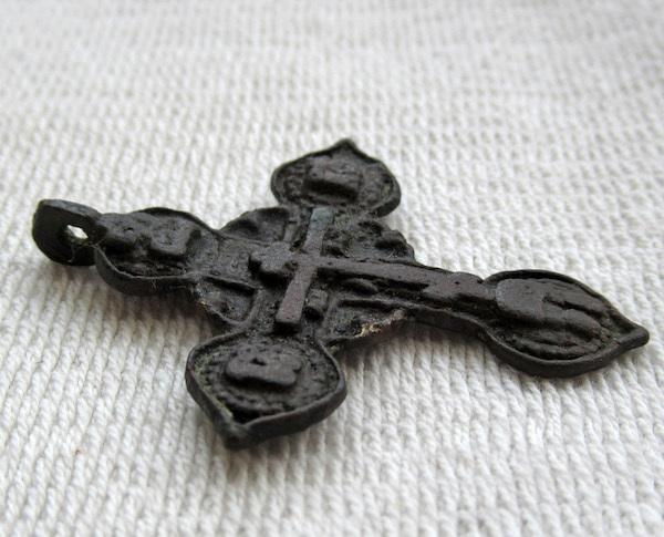 画像: 18世紀東欧の八端十字架